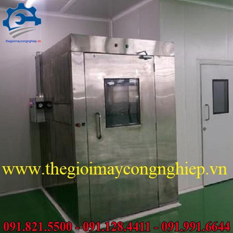 Bán Air shower phòng sạch – Bán buồng tắm khí air shower, cung cấp buồng thổi khí air shower