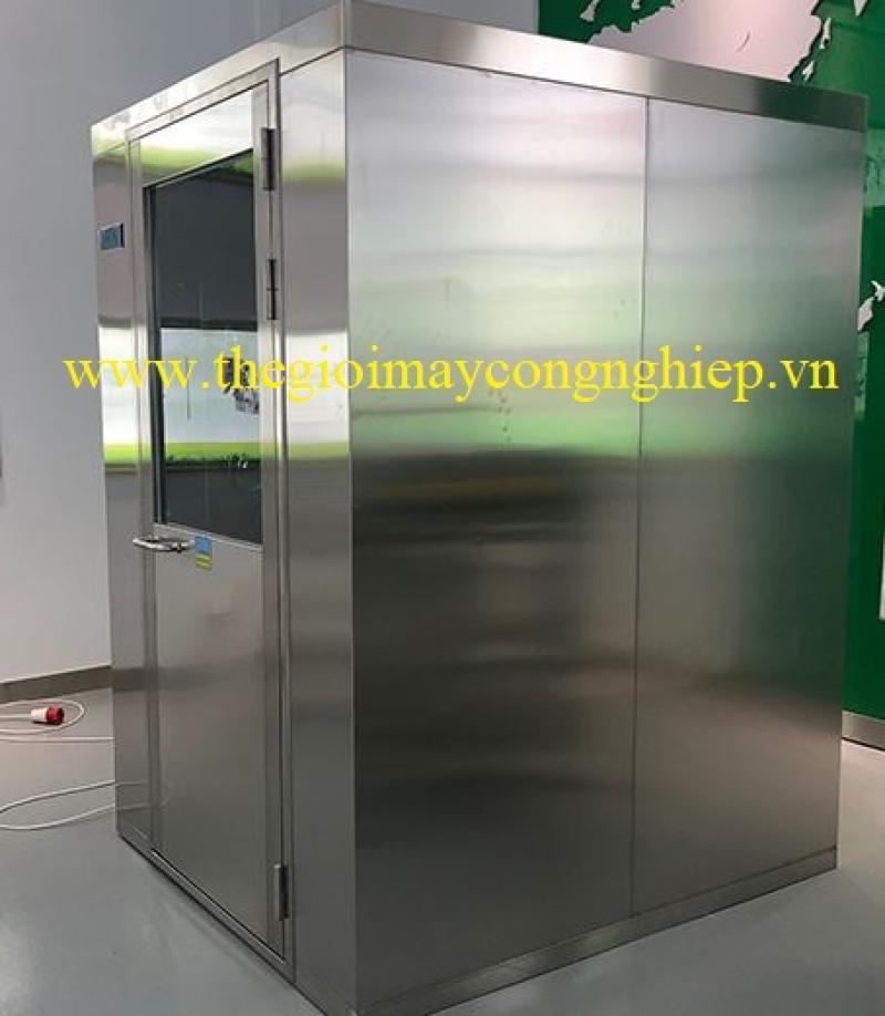 Chế tạo Air shower, sản xuất buồng thổi bụi air shower – Thiết kế, chế tạo, lắp đặt air shower