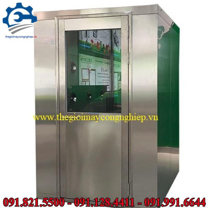 Cung cấp Air shower, bán buồng thổi bụi air shower – Cung cấp thiết bị phòng sạch