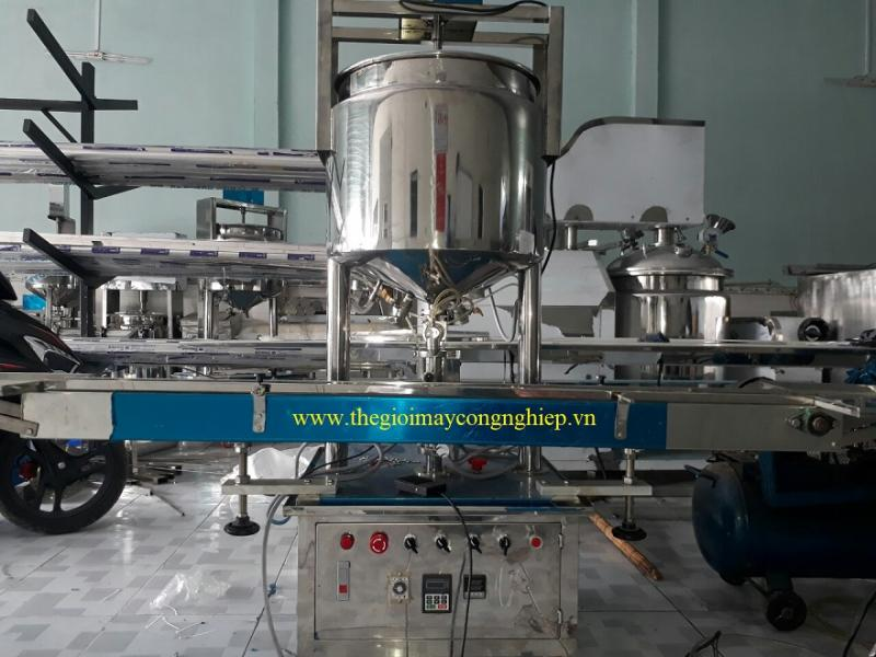 Máy chiết mỹ phẩm, chiết dịch lỏng, chiết dạng sệt – Máy chiết kem, chiết dầu ăn, tinh dầu, nước rửa