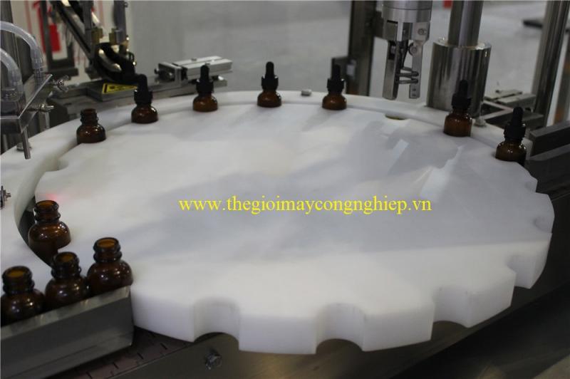 Máy chiết rót tinh dầu – Máy chiết mỹ phẩm mini size