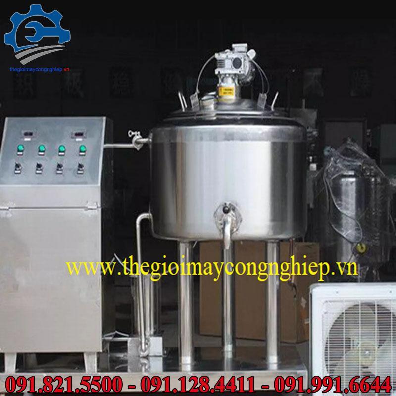 Máy sản xuất mỹ phẩm – Thiết bị sản xuất sữa tắm, dầu gội, sữa rửa mặt, sữa dưỡng thể, nước rửa chén