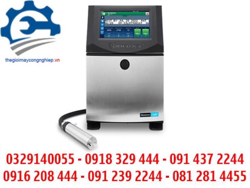 Máy In Phun Công Nghiệp - Máy in date công nghiệp tự động, Máy in hạn sử dụng giá rẻ